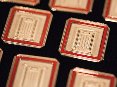 Ezekiel W. Cullen Society Pins