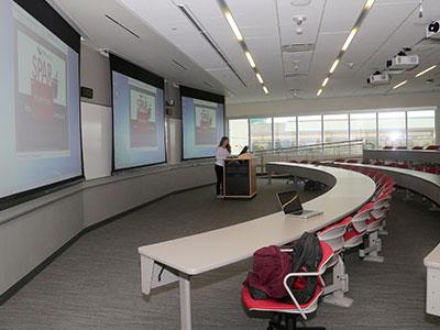 medium classrooms