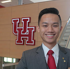 Tom Nguyen ('20), Donor, Alumni, and Volunteer Task Force Chair