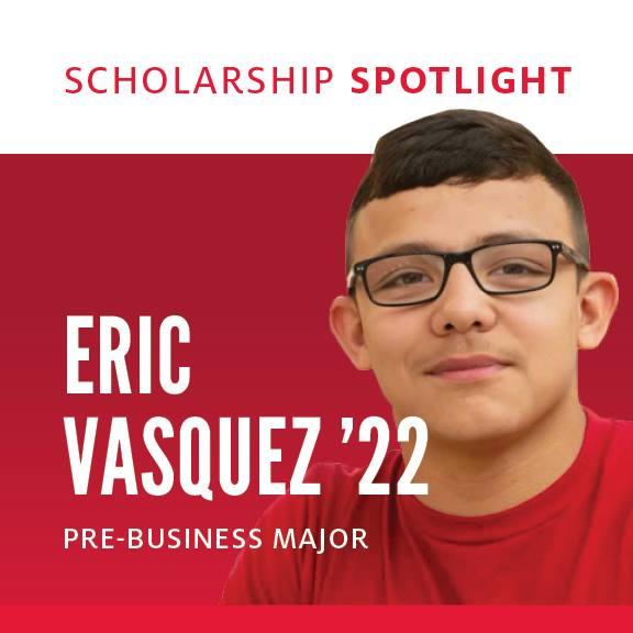 Eric Vasquez '22