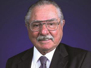 UH alumnus William A. Brookshire